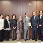 八王子市内3組合が地域の社会福祉を支援