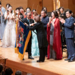遊楽が特別協賛の「第4回オペラ歌手紅白対抗歌合戦~声魂真剣勝負」が盛大開催