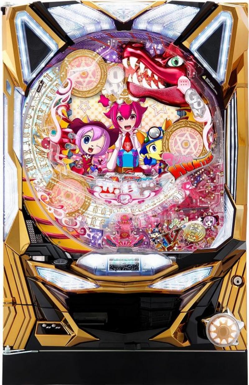 『ぱちんこCRマジカルハンター319type』