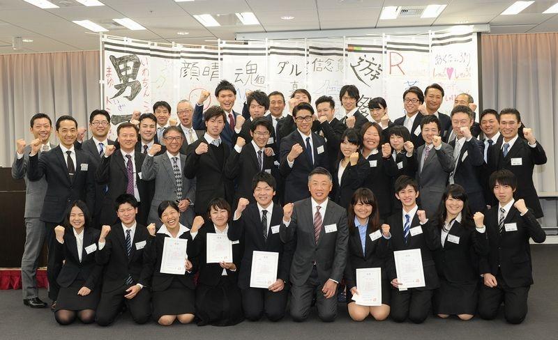 東京会場の選考会には5チーム20名が参加した。