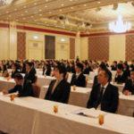 北海道の山本ビルが第50期社員大会を開催