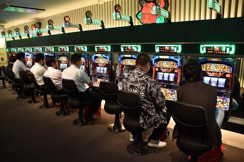 東京ショールームでの内覧会の模様。