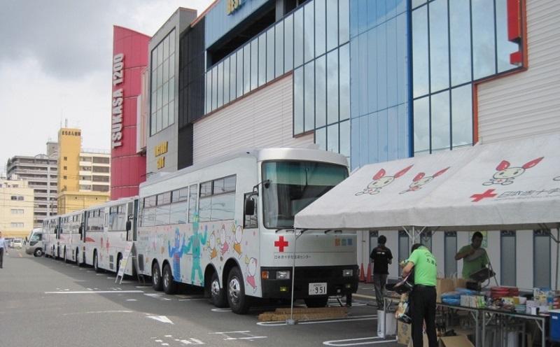 177名が献血に協力した。