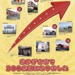 マルハン、赤塚店のオープンで300店舗達成!