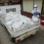 西日本豪雨被災地でボランティア活動~中国遊商