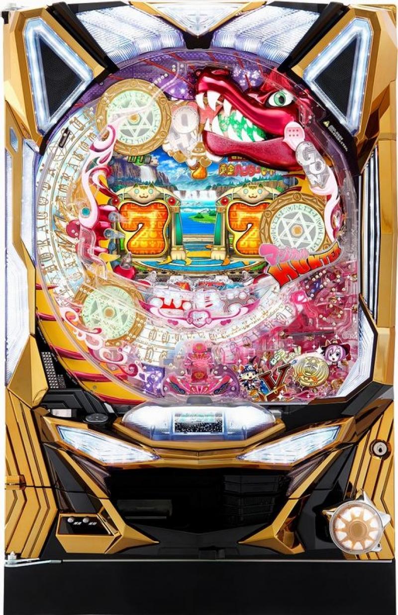『ぱちんこCRマジカルハンター87type』