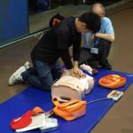 関西遊商、救命救急講習会を開催