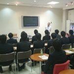 豊丸産業本社でG&E特別講義を開催