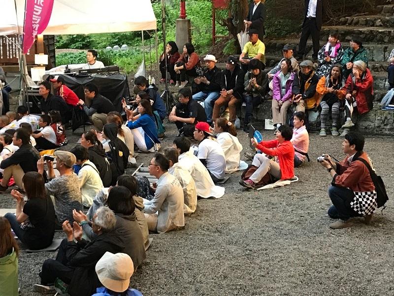 当日は多数の人々が来場し同イベントを楽しんだ。