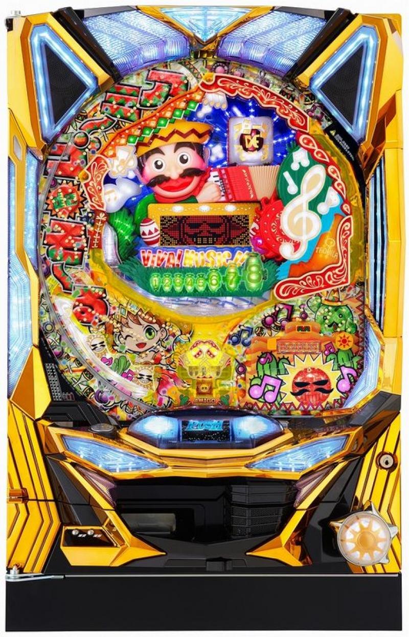 『ぱちんこCRアミーゴ DE そーる 39type』
