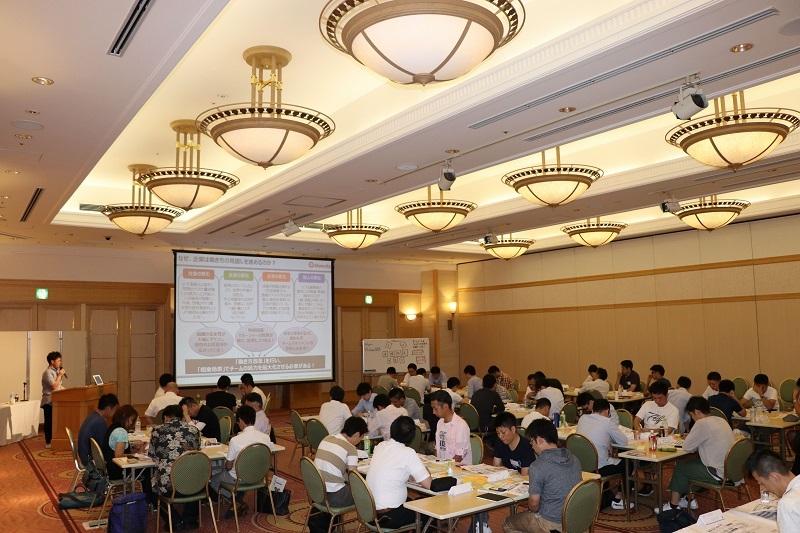 東日本営業本部で開催された様子