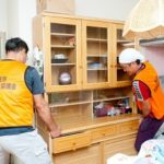 大阪北部地震の災害ボランティア活動を実施