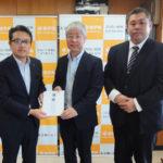 ダイナムが東日本大震災の復興支援で4,365万円を寄付