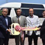 送迎用車両購入を全面支援~新潟県遊協