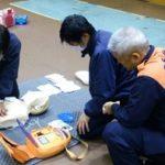 関西遊商が救急救命講習会を実施