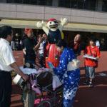 「島田わいわい祭り」に業界関係者らが参加