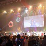 1000ちゃん、今回は豊洲で「ライブだぁ~☆」