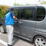 ホール駐車場の特別警戒巡回活動を実施~関西遊商