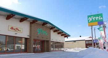 店舗外観。同社が北海道に出店するのは、2015年8月以来となっている。
