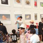 「ZENT ART MUSEUM」でバルーンアート教室開催