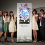 三洋がCR咲-Saki-の導入直前イベントを開催