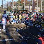 東京・中野区の2組合が少年野球教室に協賛