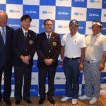 第4回平和PGMゴルフ大会開催発表