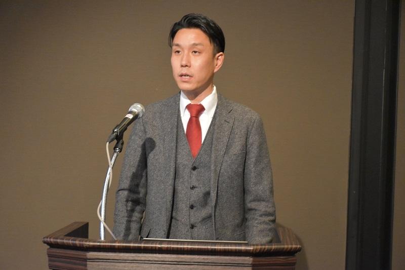 任期満了に伴う役員改選では大島理事長が再選を果たした。