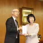 マルハン、北海道に義援金5,000万円を寄付