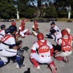 東大和組合、ヤクルト野球教室で地域貢献