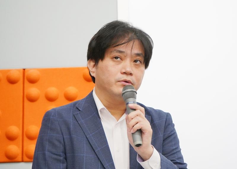 同じく第3部で講師を務めたベンチャーサポート法律事務所の川﨑公司代表弁護士。永澤氏の紹介した実例を法的観点から解説した。