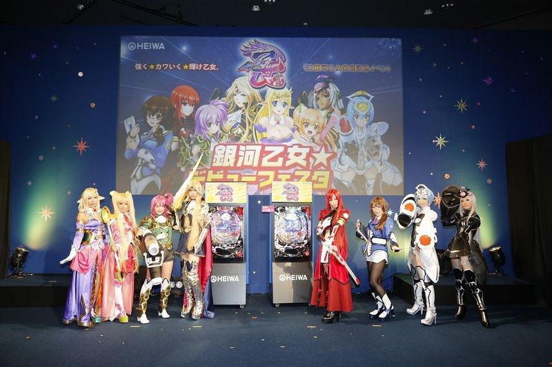 会場では声優トークショー、ライブステージ、試打コーナーなど様々なイベントが行われた。