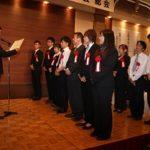 恒例の従業員表彰、今年は55名が出席~茨城