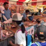 九州遊商、「清水ふれあいまつり」に参加