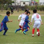 少年サッカー大会「ZENTCUP」12チームが熱戦