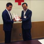 大阪北部地震と7月豪雨被災地へ義援金〜澤田G