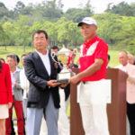 KYORAKU CUP 2015開催、崎山選手が優勝