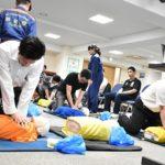 都遊協が第6回普通救命講習を実施