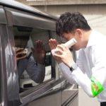 関西遊商、車内事故防止のため駐車場特別警戒巡回