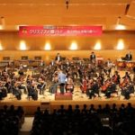 毎年クリスマス恒例の音楽コンサートを開催
