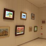 ZENT ART MUSEUMで絵画展