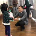 児童養護施設をクリスマス訪問〜アサヒディード