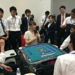 エースプロが新卒採用に麻雀採用試験を実施