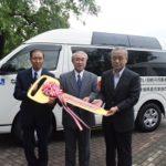 新潟県遊協、福祉施設の車両購入を全面支援