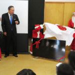 成通グループが児童養護施設をクリスマス訪問