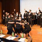 澤田グループが恒例のスマイルコンテスト開催