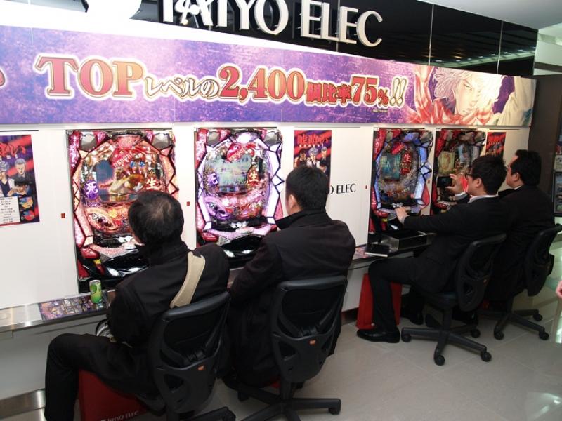 東京支店で開催された内覧会の模様。