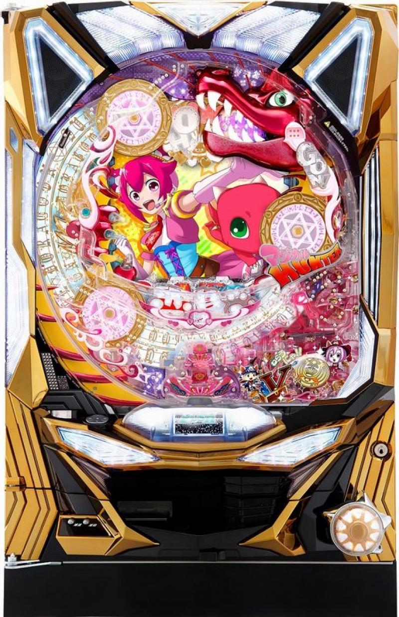 『ぱちんこCRマジカルハンター249type』