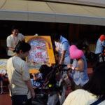 業界有志ら、重症心身障害児施設のお祭りに協力