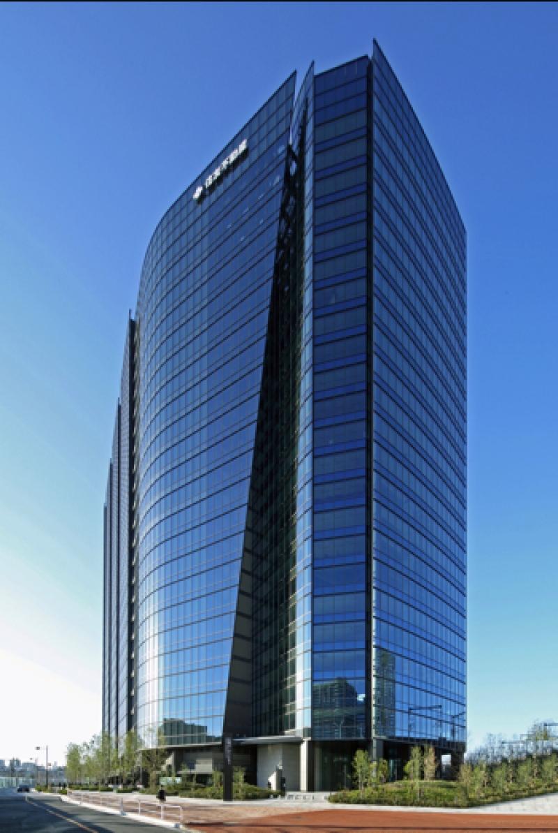 新本社のある「住友不動産大崎ガーデンタワー」。